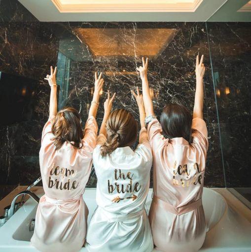 indian bridesmaid | team bride
