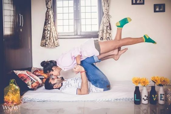 Home Date Ideas