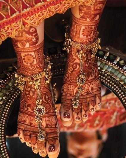 Bridal  Mehendi   Mehendi Function Mistakes