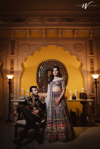 Indian Couple Photography | Destination Wedding in Jaipur