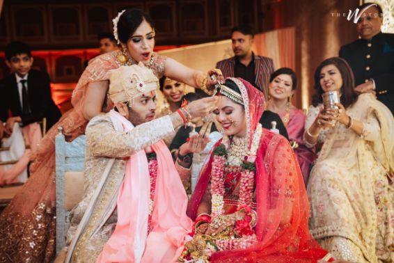 sindoor daan | sindoor ceremony | Destination Wedding in Jaipur