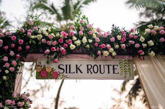 indian wedding sign boards | wedding in Kerala