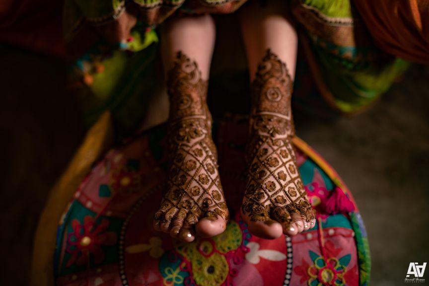 foot henna ideas | trending mehendi designs