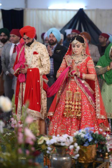 anand kraj ritual | indian wedding| Surprise Proposal