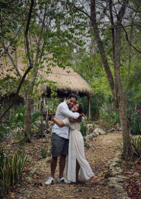 together forever   Pratha  Parth  eco friendly wedding