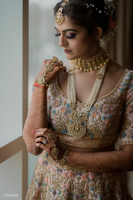 indian bridal jewellery   indian bridal photography   Jaipur Wedding