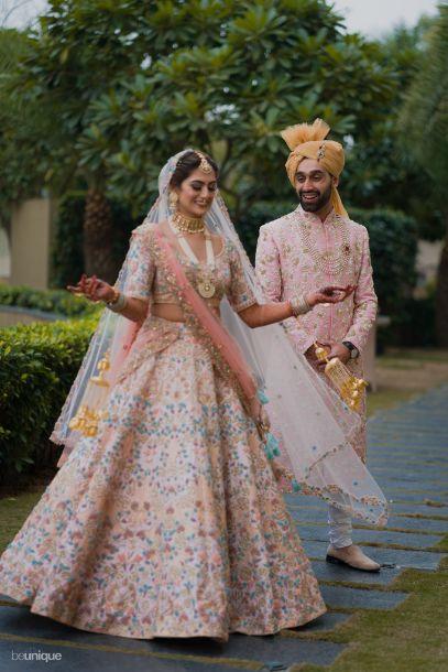 twirling bride photo shoot | Jaipur Wedding