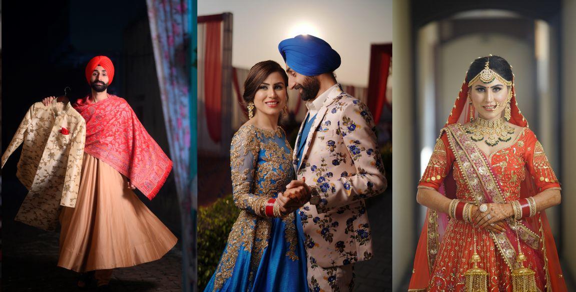 punjabi wedding with stunning proposal