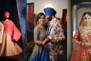 punjabi wedding with stunning proposal