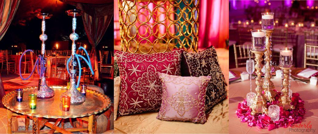 Tent Decor hacks for indian wedding decoration