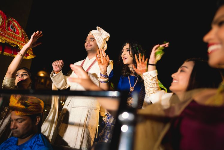 groom entry idea | Fun Jaipur Wedding