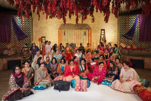 sangeet ceremony | indian function gatherings