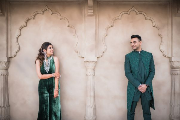 indian wedding | couple photo | poses