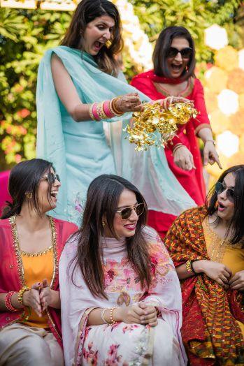 kaleera ceremony | indian wedding diaries