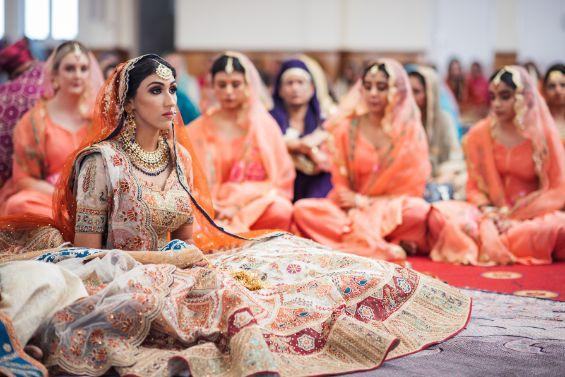 anand karaj ceremony   indian bridal lehenga   Cutest Surprise Proposal Ideas