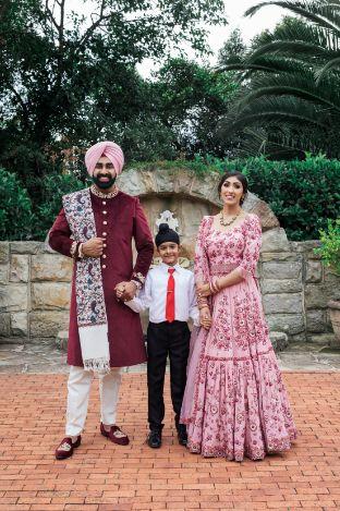 kids at indian weddings   stuuning outfit details