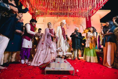 phere cereony | Fun Jaipur Wedding