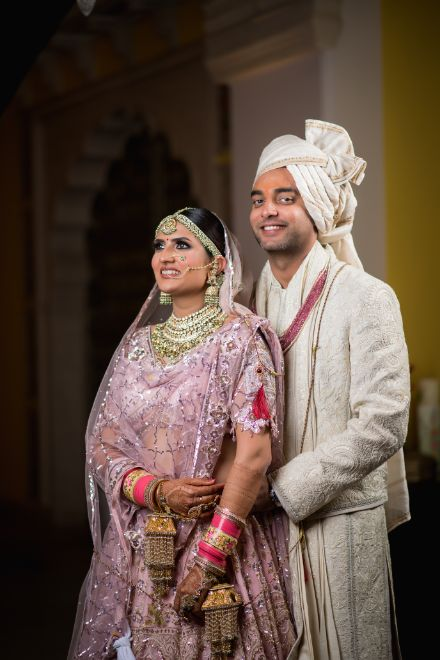 bridal outfit | grooms outfit | Fun Jaipur Wedding