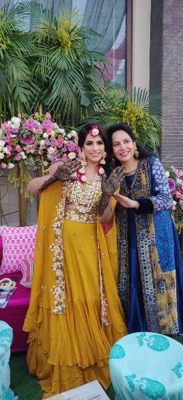 mehedni ceremony photos