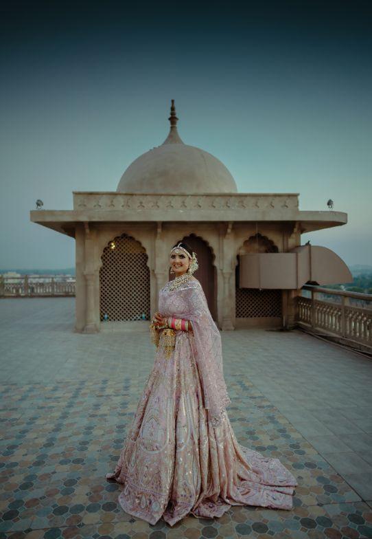 indian bridal photo shoot | Fun Jaipur Wedding