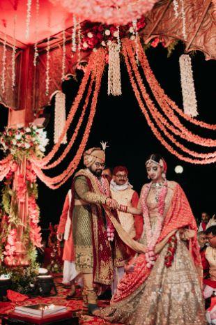 phera ceremony | indian wedding rituals | Destination Wedding in Udaipur