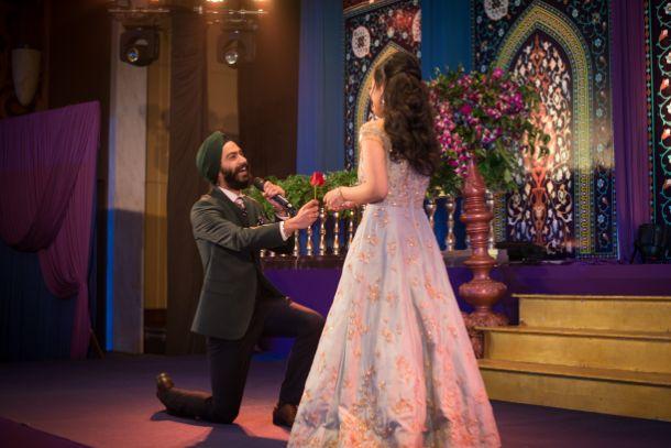 couple dance | indian wedding