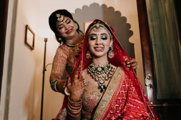 mother of the bride | beautiful capture | Destination Wedding in Udaipur