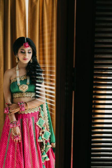 indian bridal photo poses