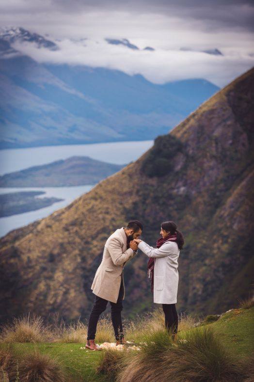she said yes   will you marry me?   Cutest Surprise Proposal Ideas