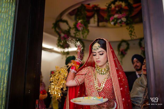 vidai ceremony | indian wedding diaries