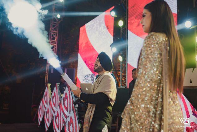 indian groom | indian wedding function | Sabyasachi Saree in Gold Sequins