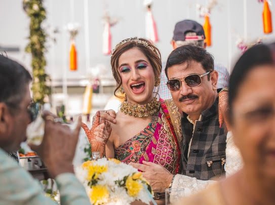 indian bride   mehendi day