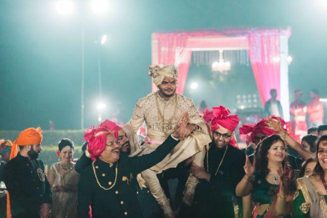 groom entry ideas | indian wedding diaries