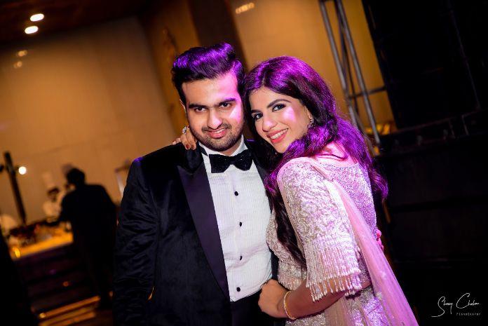 indian wedding | couple photo shgoot