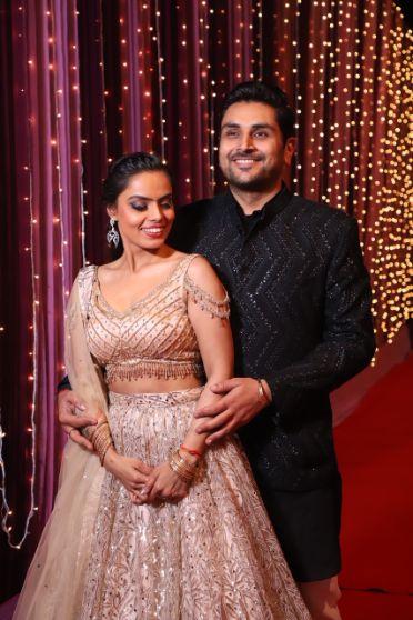 bridal blouse ideas | black bandhgala for the groom