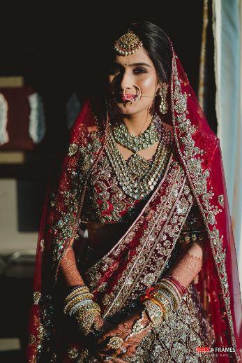 indian bridal bangles   bridal look