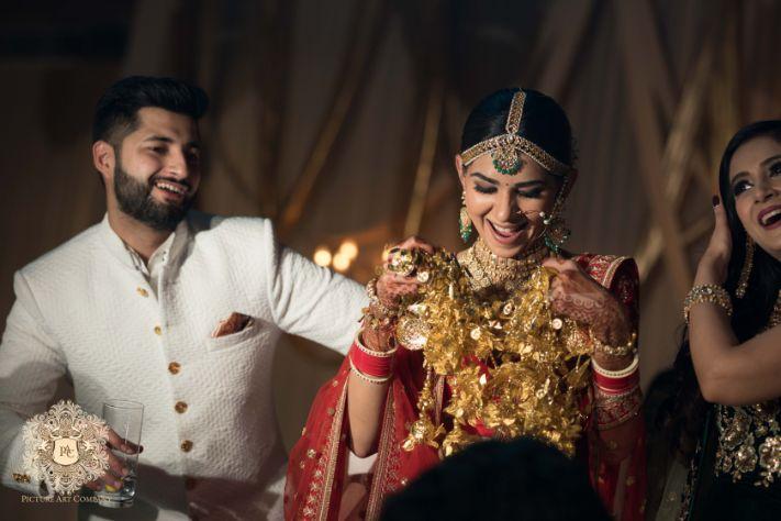 indian bridal kaleeras