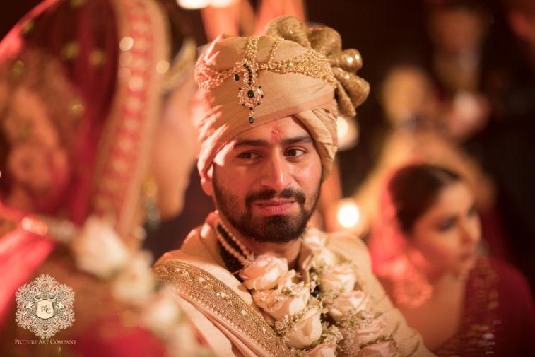 indian groom's candid capture