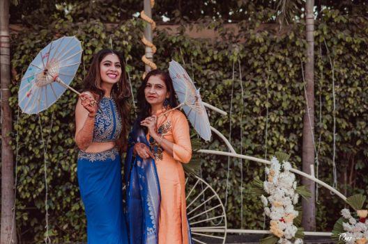 indian weddings | mehendi day