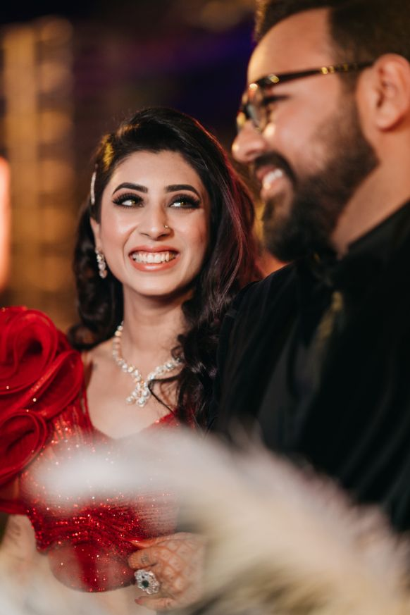 candid captures at an Indian wedding