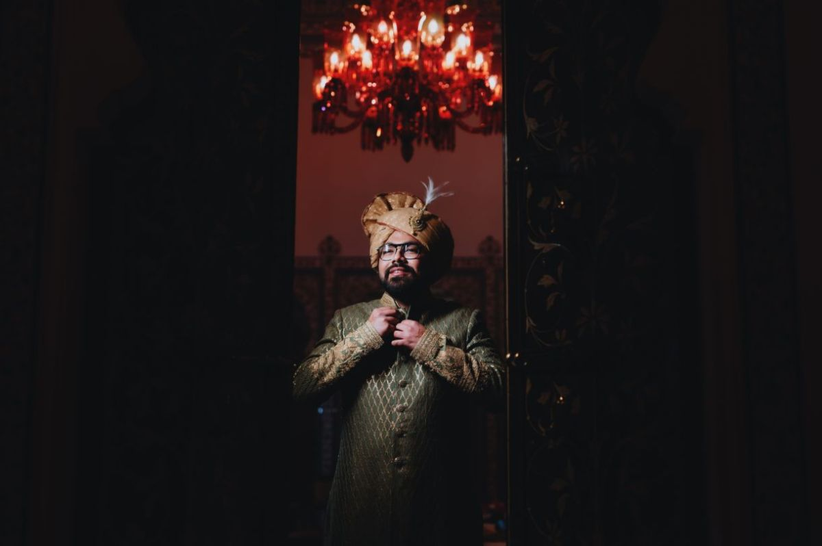 indian grooms photograohy | Destination Wedding in Udaipur