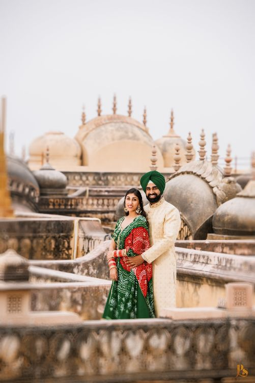 indian couple photos   sikh bride and groom