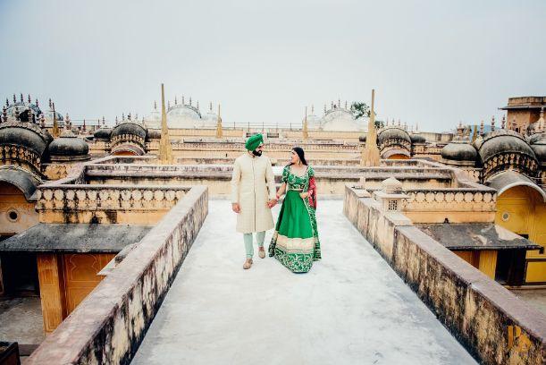indian wedding | post wedding shoot