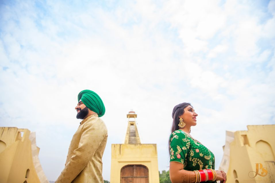 wedding diaries | indian sikh couple