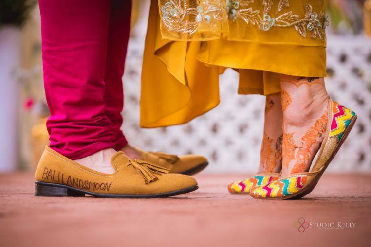 footwear | footwear ideas for bride and groom