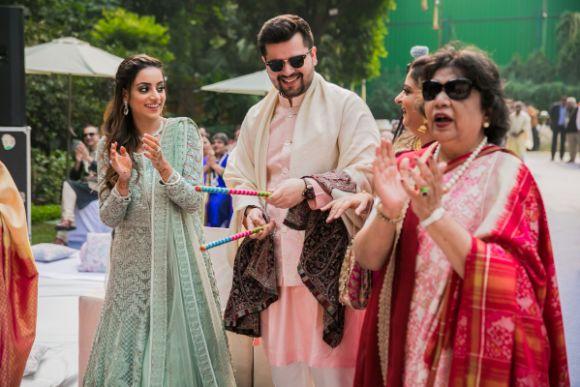 dance | fun | indian wedding rituals