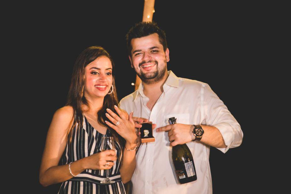 she said yes | celebration