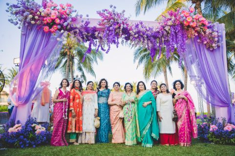 indian wedding photography | Beach Wedding in Hua Hin