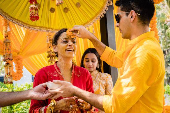haldi ceremony fun