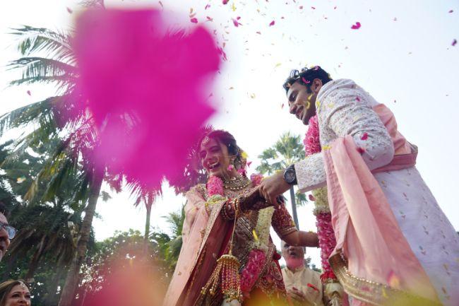 couple goals   indian wedding   Prettiest Mumbai Wedding